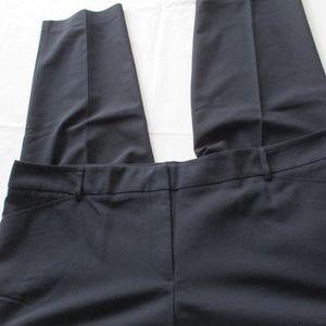 NWT - Apt. 9Straight black pants - sz 24WS - $50.